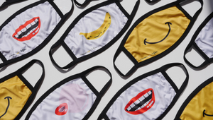 Le Parc Shares the Power of a Smile with Pop Art Face Masks