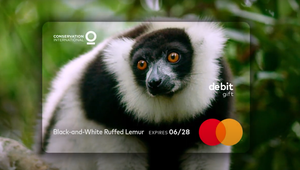 Mastercard is Using the Card Expiration Date to Highlight Our Short Timeframe to Help Protect Wildlife