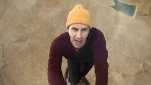 Maxïmo Park Singer Climbs an Endless Ladder in Vertigo-Inducing Video