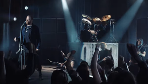 This Amusing NY Lottery Ad Imagines a Heavy Metal Band with Heavy Metal Instruments