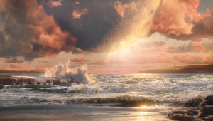 The Moon Pays a Visit to Earth in Stunning Spot for Sky Zero