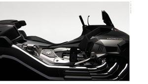DDB Paris Brings to Life the Origin Myth of Travel with Honda Goldwing
