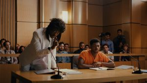 Nike Takes Lil Nas X to Court in Hilarious Trailer from Smuggler's Tony Yacenda