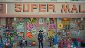 Lil Nas X Collabs with Wrangler on Super Fun, Century-Spanning Music Video