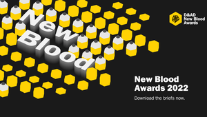 Netflix, Disney and BBC Set Briefs for D&AD's 2022 New Blood Awards