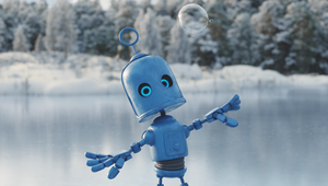 O2 Sets a Magical Ice Skating Scene for First Ever Christmas Ad