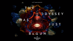 DDB° Paris' Vibrant Campaign Celebrates 150th Anniversary of Hennessy X.O