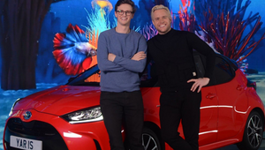 Olly Murs and Other British Celebrities Take Fantasy Road Trips with Toyota and LADbible