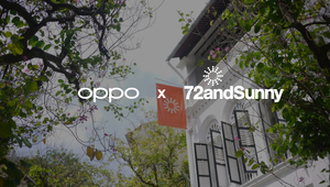 72andSunny Singapore Appointed as Global Brand Agency for OPPO