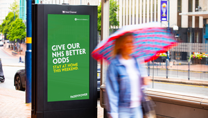 UK Advertisers Leverage OOH as a Platform for Good Amid Coronavirus Pandemic
