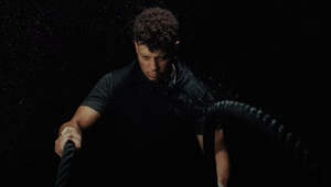 Athletes Patrick Mahomes and Nelly Korda Feature in Full-Throttle Ads for Human Performance Brand WHOOP