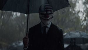 Thieves Throw In Their Masks in Video Game PAYDAY 2's 'The Funeral'