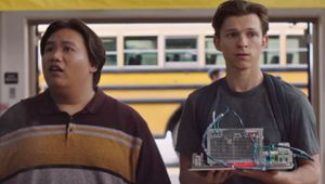 Peter Parker Takes on a Science Fair in Audi and Sony's Spiderman Short