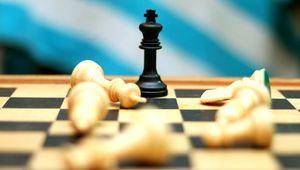 Damon Stapleton: Advertising. Queen's Gambit Versus the Robots