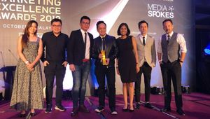 FCB Kuala Lumpur's Strategy for RHB Picks Up Awards at Three Different Shows