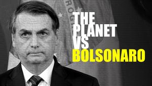 NGO AllRise Takes Aim at Bolsonaro to Set a Groundbreaking Legal Precedent for Protecting Planet Earth