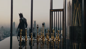 A Sprawling City Is the Stage for an Epic Game of Chess in Global PlayStation Spot