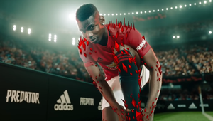 Paul Pogba Unleashes the Demon in '100% Unfair' Campaign for adidas