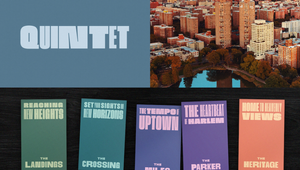 ThoughtMatter Embodies the Heartbeat of Harlem with Identity for Real Estate Development Quintet