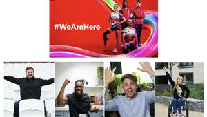 Virgin Media Rallies the UK to Declare #WeAreHere for ParalympicsGB at Tokyo 2020