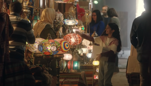 A Homesick Mo Salah Gets a Taste of Ramadan in Oppo Campaign