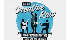 Creative Raw 2012 Registration Open