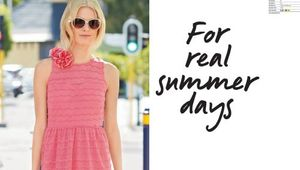 Experience 'Real Summer Days' In Latest Campaign For George