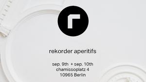 Join Rekorder at Berlin Commercial Festival 2020
