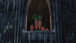 The Little Carrot Who Stole Christmas