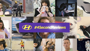 AnalogFolk and Hyundai Australia Win Gold at APAC Effies for '4 Second Reviews'