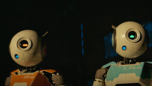 Robot Brothers 'Purr and Grrr' Go Job Hunting in ŠKODA Spot from Frederic Planchon