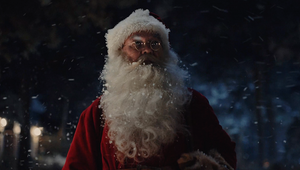 Santa Assembles His Iconic Christmas Superheroes for Prisma Department Store Spot
