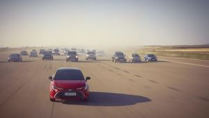Barcelona and Teruel Provide Fuel for Toyota's Epic Road Trip Through Automotive History