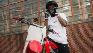 Dirt Bikers Ride Through Philadelphia in Snipes Spot Featuring Meek Mill