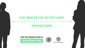 Campaign from Partners + Napier Explains How Six Feet Saves Lives