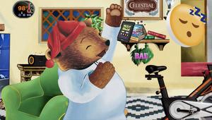 Celestial Seasonings' Sleepytime Bear Awakens in New Digital Campaign