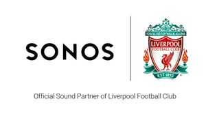 Sonos and Liverpool FC Team Up to Enhance the Football Experience through Great Sound