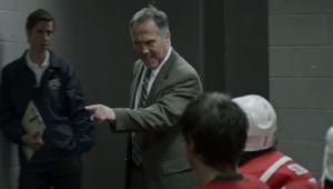 Netflix's Sport Movie-Inspired 'Pep Talk'