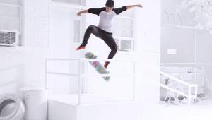 Pro Skaters Kick Off Nike's Skateboarding Shoe with Striking New Spot