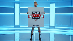 Stars Group Send Freddie Flintoff to Space for Biggest World Cup Betting Promo Ever