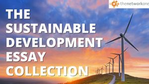Why thenetworkone is Creating a Sustainable Development Essay Collection