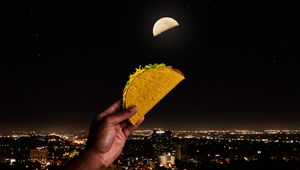 Taco Bell Transforms the Moon into a Billboard with First Truly 'Global' Campaign
