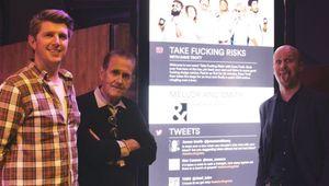 Take F**king Risks Meets Dave Trott