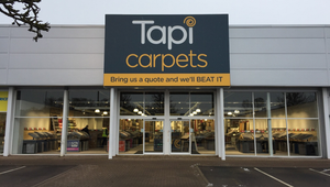 Tapi Carpets Taps Creature to Pioneer an Interiors Retail Revolution