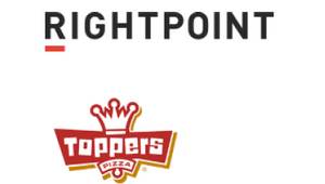 Toppers Pizza Selects Rightpoint to Enhance Commerce and Customer Experience Platforms