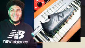 New Balance Puts the Competition on Mute with Music Collaboration