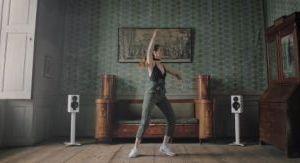 Upright Music Scores Latest Elegant Dynaudio Campaign