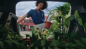 Dance and Urban Gardening Come Together in Energetic SEAT Ibiza & Arona Spots