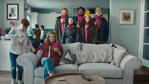 Very.co.uk Is Looking for Any Excuse to Celebrate Christmas Early in Festive Campaign