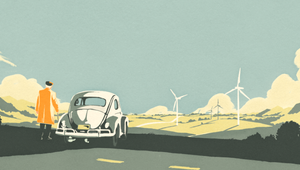 A Beetle Takes its Last Mile in This Moving Ode to the VW Vehicle